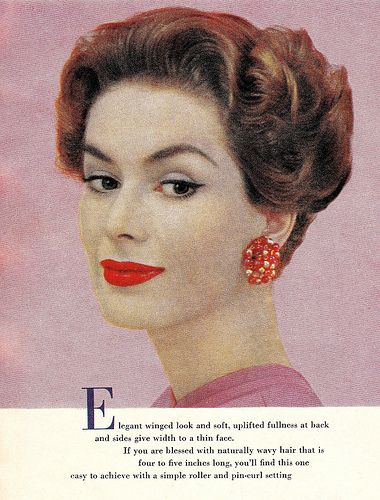 1950s Hairstyles – 50s Hairstyles from Short to Long