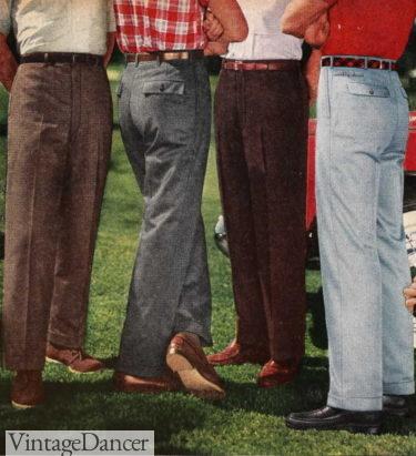 1959 mens casual slacks