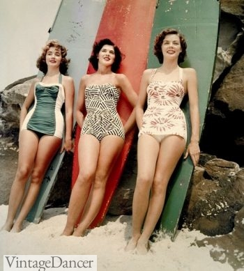 1959 swimsuits