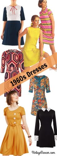 1960s dresses, new 1960s style dresses, mod dresses, retro dresses for sale at Vintagedancer.com/1960s