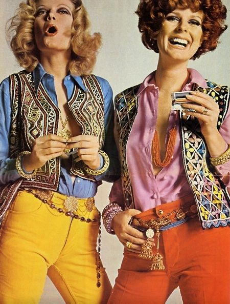 1960s boho/hippie belts