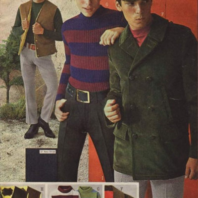 1960s Men's Fashion, 60s Fashion for Men