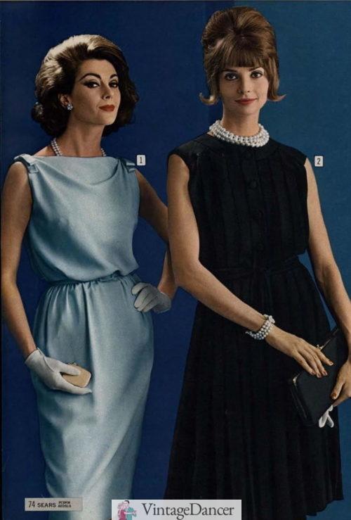1962 cocktail dresses