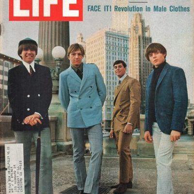 60s Men's Mod Fashion – American Style