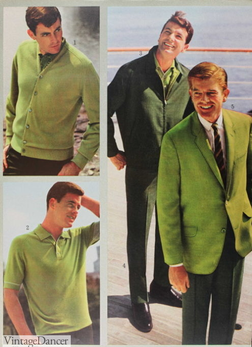 1960s Men S Fashion 60s Fashion For Men