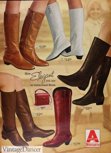 1967 tall boots