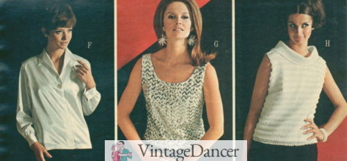 1960s evening tops dressy tops with pants cocktail party attire