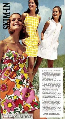 1969 bra cup sun dress summer dress mini dress psychedelia print