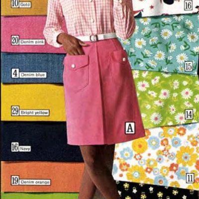 1960s Colors and Fabrics – Women's Fashion