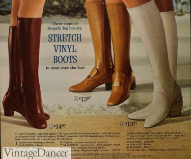 1969 stretch boots
