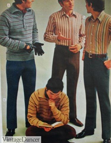 1970 long sleeve shirts mens
