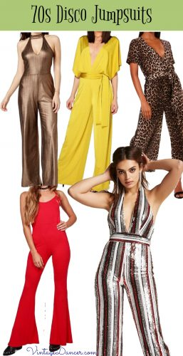 70s Jumpsuits , Disco jumpsuits outfit ideas