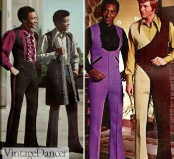1970s men's jumpsuits, soul fashion