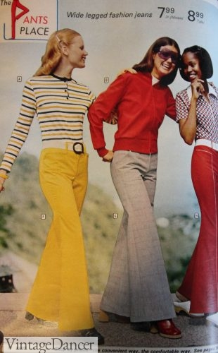 70s casual outfits