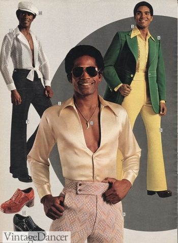 1975 soul fashion pants