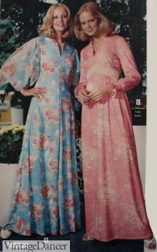 1977 maxi dresses