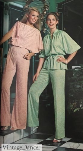 1978 jumpsuit party outfits