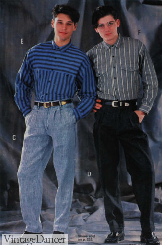 80s guys outfits