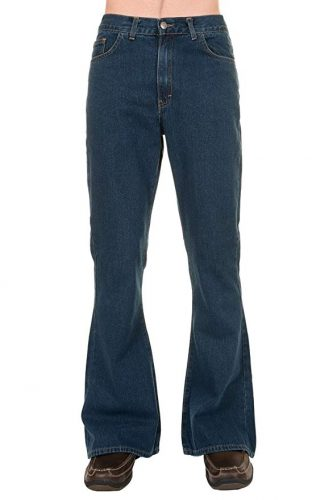 1970s bell bottom jeans (also cords) by Run N fly
