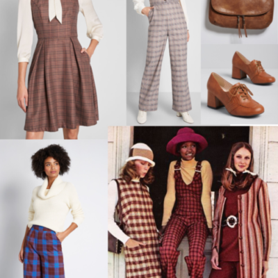 70s Fall Fashion Outfit Ideas