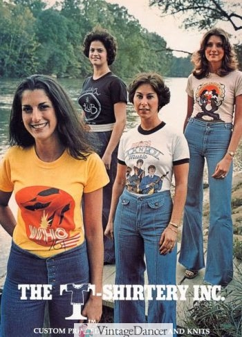 70s Graphic T shirts