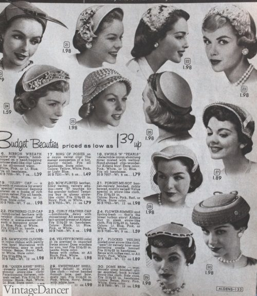 1957 Small Hats