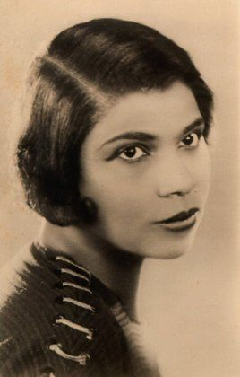 Charlotte E Ray First Black Female Lawyer 1920s black hairstyle