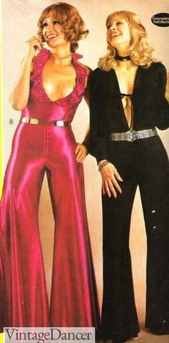 Disco jumpsuits
