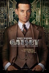 Great Gatsby movie Nick Carraway