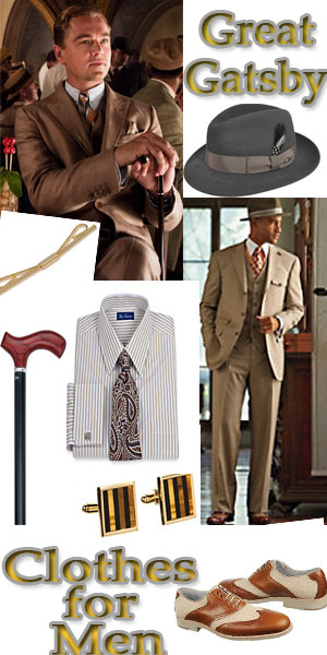 How to Dress Like The Great Gatsby Men 0b5099f6ce6a