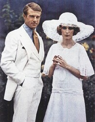 How to Dress Like Robert Redford in the Great Gatsby