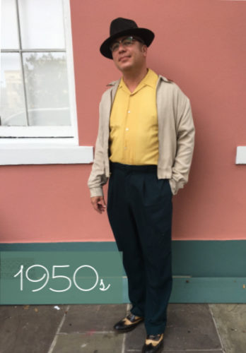 1950s mens fashion clothing costumes outfits at VintageDancer