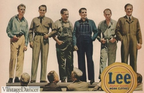 1945 Lee Workwear