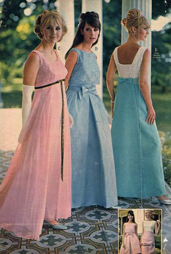 Vintage Evening Dresses And Gowns 1920s To 1960s