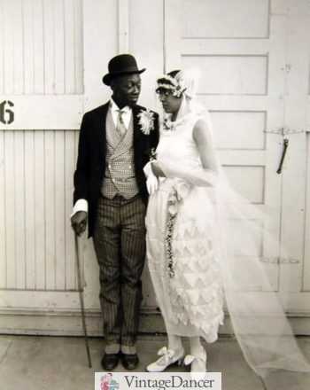 A wedding in a dapper morning suit 1920s mens fashion