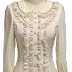 Steampunk tops, blouses, shirts