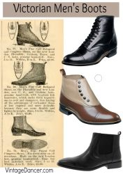 Stacy Adams Men's Victorian Boots and Shoes