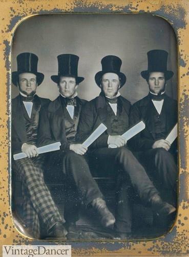 Victorian Men's Pants