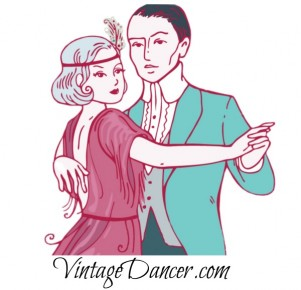 Vintage Dancer website