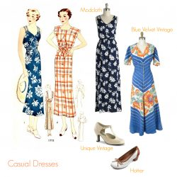 1930s Inspired Fashion: Recreate the Look