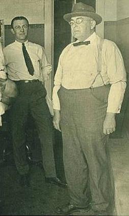 1920s big men fat men pants clothing