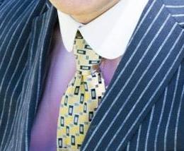 1920s mens necktie